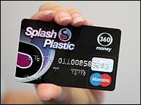 A 360money card