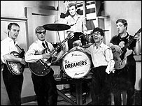 Freddie and the Dreamers - picture courtesy of MEN Syndication