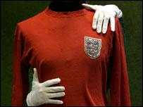 Maniqu� con camiseta deportiva