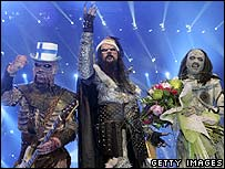 Finnish act Lordi