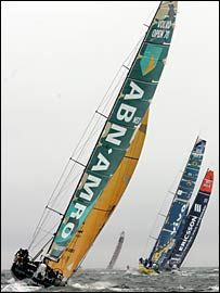 ABN Amro One has now won six of the seven legs in the race