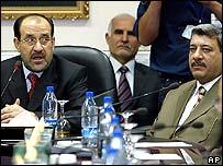 Iraqi cabinet members
