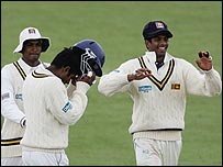 Sri Lanka fielders