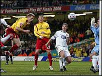 Watford's Jay DeMerit