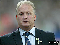Leeds boss Kevin Blackwell