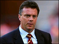 Aston Villa manager David O'Leary