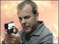 24 star Kiefer Sutherland