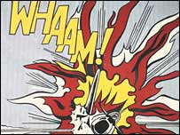 Roy Lichtenstein, Whaam! (1963) � Estate of Roy Lichtenstein / DACS 2005
