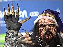 Member of rock band Lordi