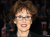 Actress Una Stubbs