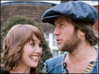 Una Stubbs and Nicky Henson