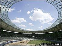 Berlin's Olympic Stadium