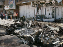 Car bomb in Baghdad