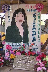 Altar a Gilda