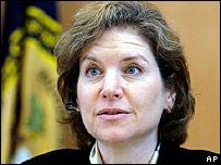 US Trade Representative-designate Susan Schwab