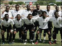 Ghana's national team