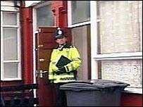 Moss Side address raided