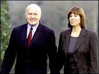 John Reid and Carine