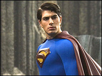 Brandon Routh, an unknown actor,  has been cast as Superman