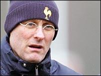 France coach Bernard Laporte