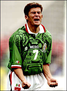Jesus Ramirez of Mexico