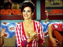 Penelope Cruz in Volver