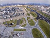 Heathrow airport (generic)