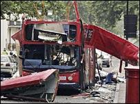 Tavistock Square bus blast