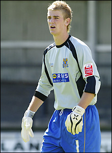 41686688 hart getty220 Can Joe Hart Become England's Number One?