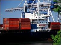 US container port in Georgia