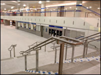 Western Ticket Hall - pic from TfL