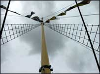 ss Great Britain mast