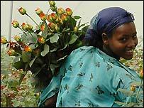 Flower worker