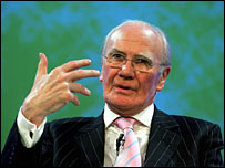 Lib Dem leader Sir Menzies Campbell