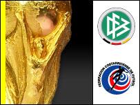 Germany v Costa Rica - Group A