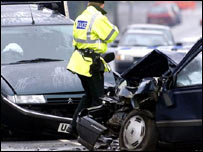 Car crash (generic)