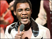 Desmond Dekker on Top of the Pops in the '70s