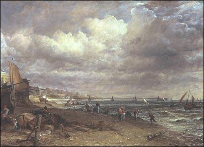 Chain Pier, Brighton (1826-1827)