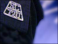 Special constable (Picture from Strathclyde Police)