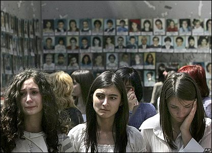 Beslan gymnasium