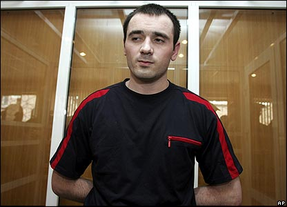 Nur-Pashi Kulayev in court on Friday