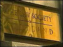 Law Society of Scotland panel
