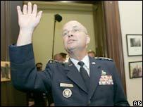 Gen Michael Hayden