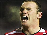 Wayne Rooney, futbolista brit�nico