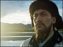 Orgil Makhaan as Genghis Khan