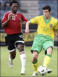 Wales left-back Gareth Bale
