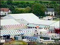 An eisteddfod site