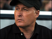 Grimsby manager Russell Slade