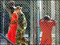 Guantanamo Bay detainees and guards