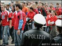 German police simulation